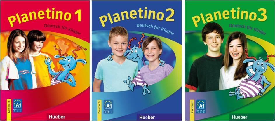 немски език за деца учебник