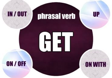Научете фразови глаголи с GET