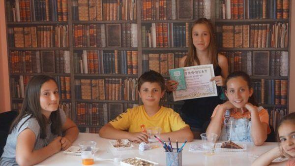 деца сертификати